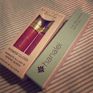 Jules Smith Gloss and Hanalei Lip Treatment